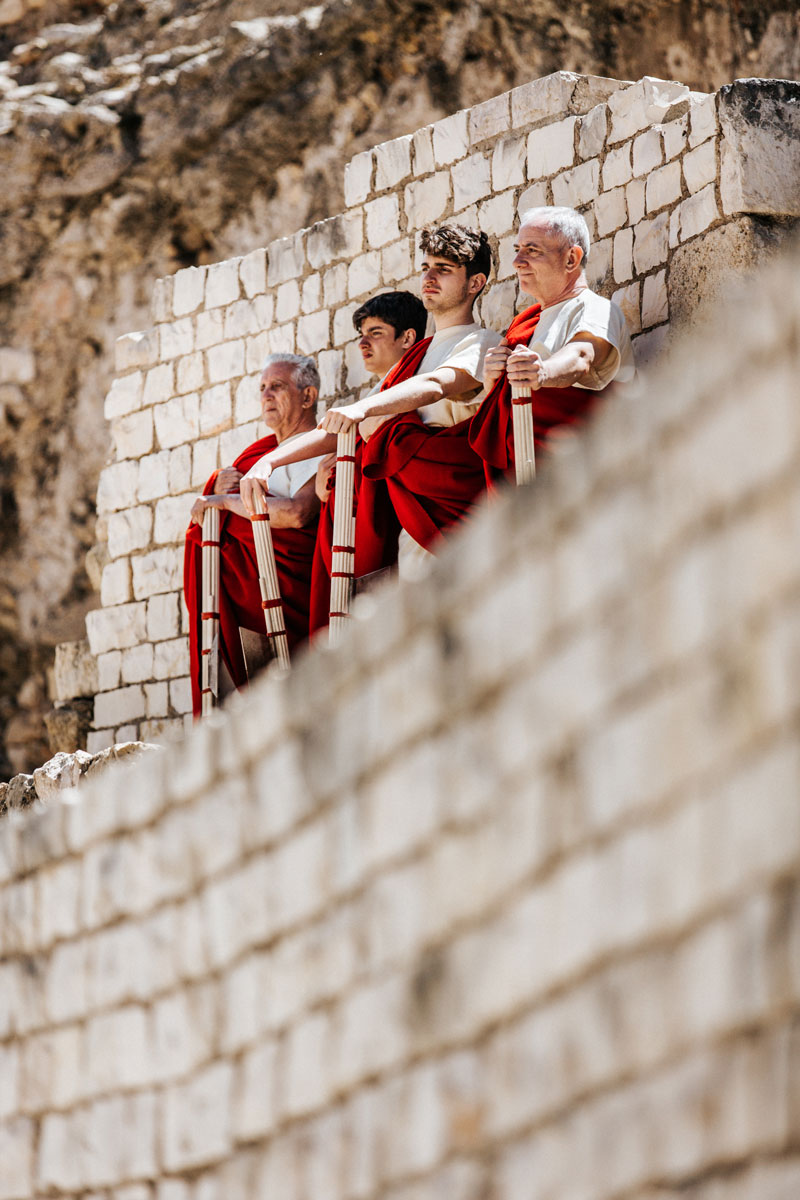 amfiteatre roma tarragona cultura