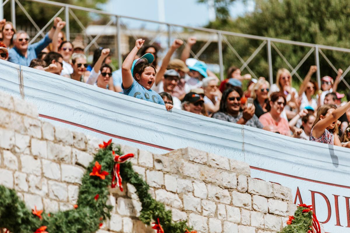 amfiteatre roma tarragona tarraco viva