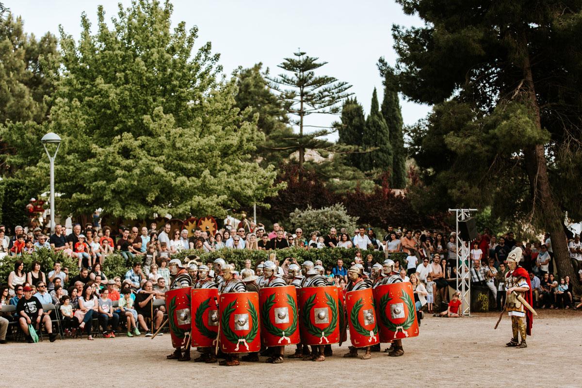 festival romà tarraco viva tarragona