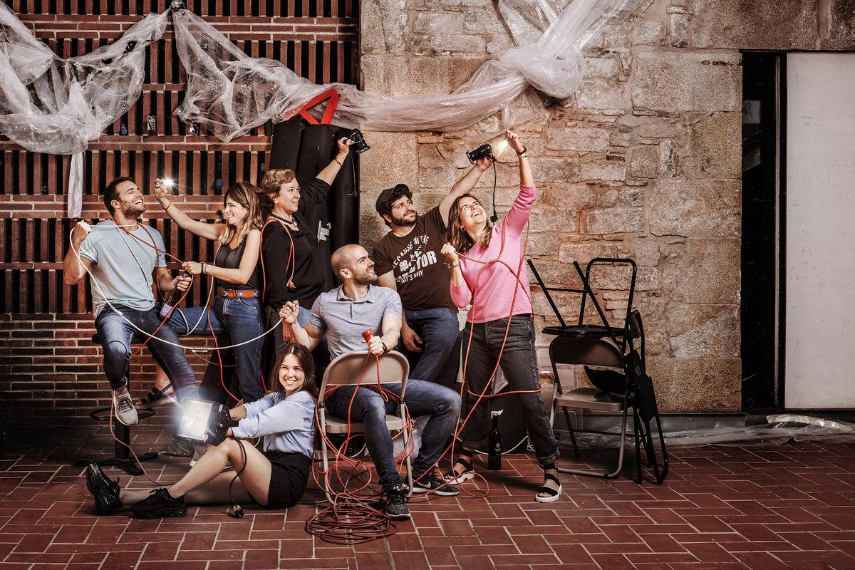 fotografia promocional teatre cartell bercelona