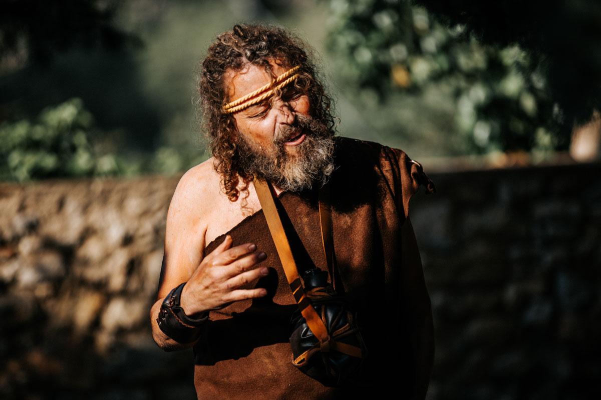 monolegs tarraco viva festival roma tarragona