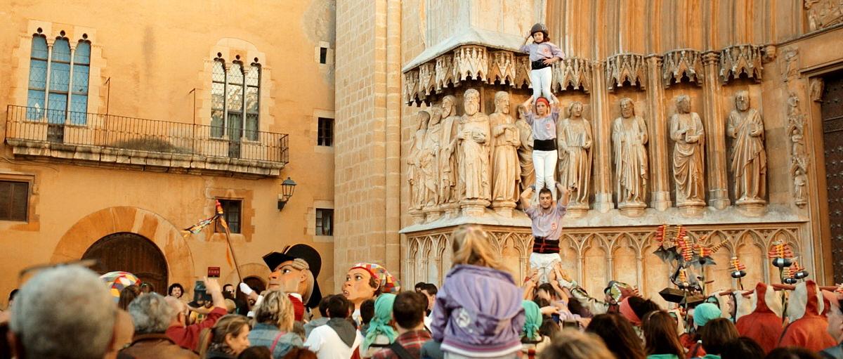 santa tecla festa major tarragona rodatge