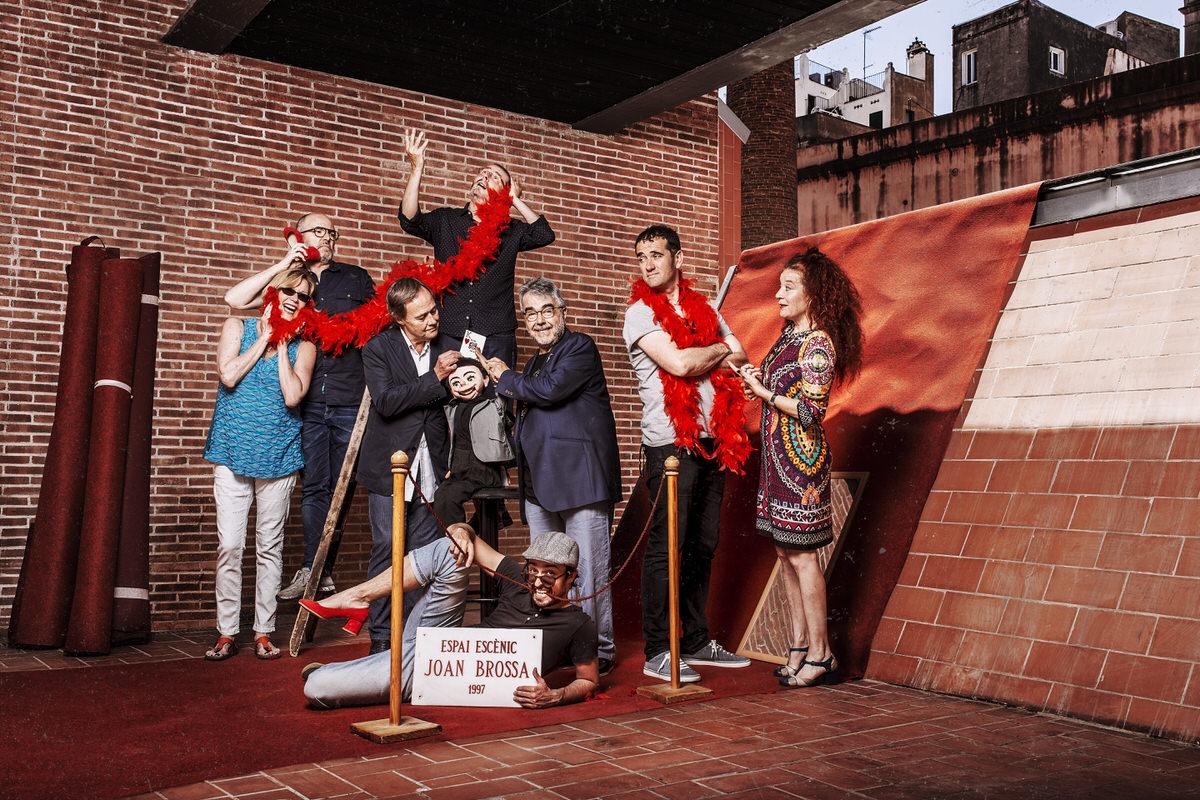 serveis culturals teatre barcelona fotograf